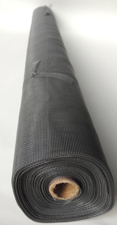 toile moustiquaire au mètre grise profilstores détail 2